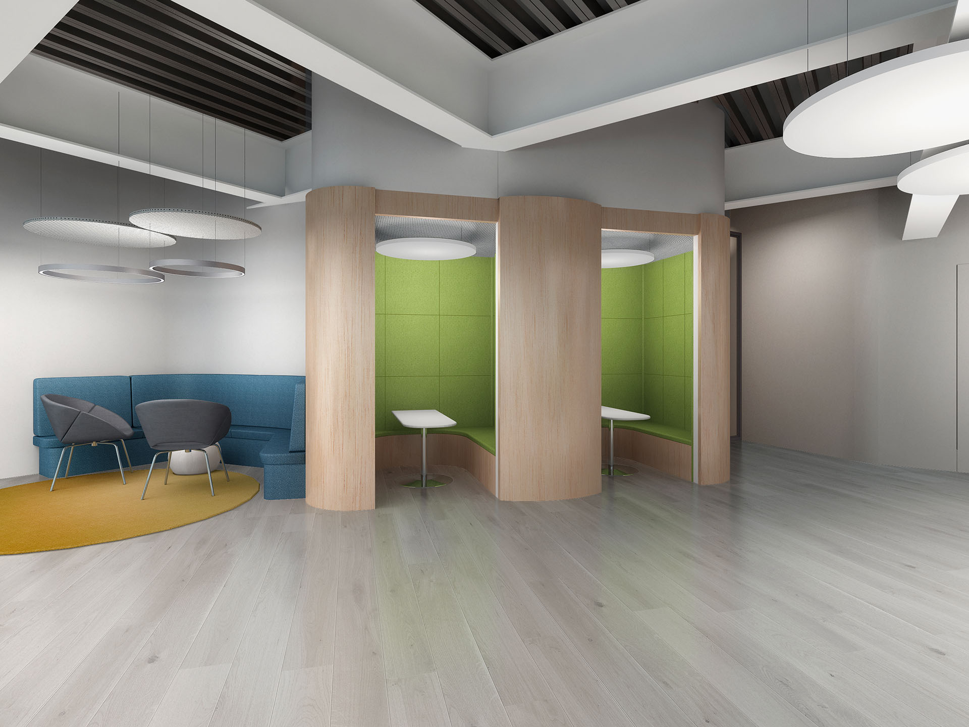 Enercon Wuri Office Interior